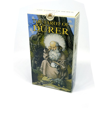 The Tarot of DURER Cards Deck English Version with Instruction