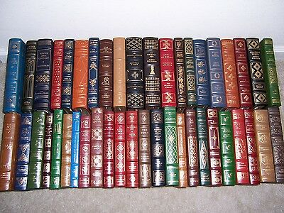 Franklin Library PULITZER PRIZE CLASSICS complete in 53 vols - Limited Edition