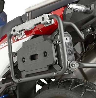 Givi TL1161KIT HONDA CRF1000 Africa T 2018 to install S250 Tool Box on PL1161CAM