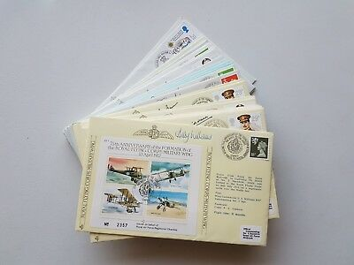 30 x Royal Air Force Flown Covers. JSF Series, all signed. See pics below.