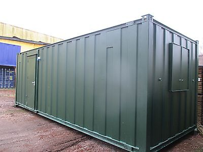 24FT x 9FT ANTI-VANDAL CANTEEN  FOR SALE