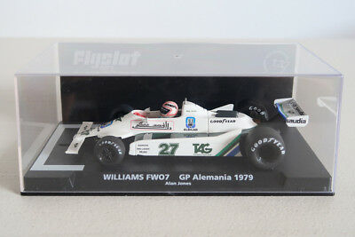Fly Flyslot Williams FW07 GP Allemagne 1979 - NEUF - Voiture Circuit Slot 1/32