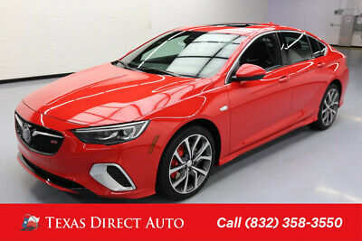 2018 Buick Regal GS Texas Direct Auto 2018 GS Used 3.6L V6 24V Automatic AWD Hatchback Bose OnStar