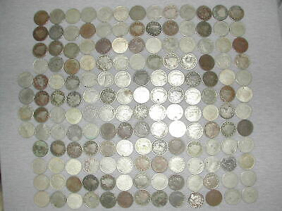 1900 1912 US Liberty V Nickel Old Coin Collection Lot of 161 over 8 Dollars Face