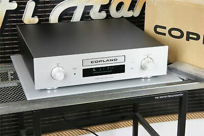 COPLAND CD266 CD-266 PLAYER Superb Example Fully Working/BOXED with Remote