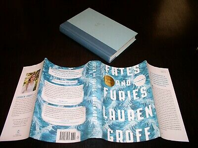 Signed Fates And Furies By Lauren Groff 2015 Hardcover