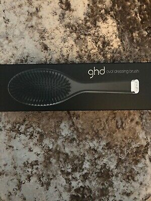NEW GHD Oval Dressing Brush Anti Static