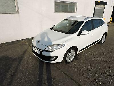62 Renault Megane Estate 1.5dCi 110 ECO Expression + Damaged Salvage Repairable