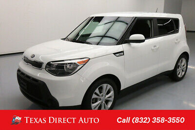 2015 KIA Soul + Texas Direct Auto 2015 + Used 2L I4 16V Automatic FWD Hatchback