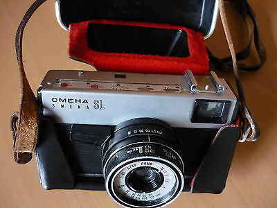 Fotoapparat CMEHA, Made in USSR