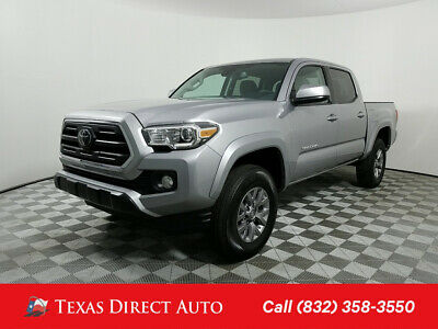 2018 Toyota Tacoma SR5 V6 4dr Double Cab Texas Direct Auto 2018 SR5 V6 4dr Double Cab Used 3.5L V6 24V Automatic RWD