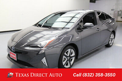 2016 Toyota Prius 4dr Hatchback Texas Direct Auto 2016 4dr Hatchback Used 1.8L I4 16V Automatic FWD Hatchback