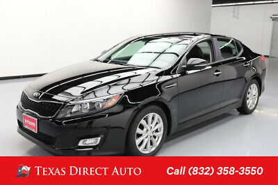 2015 KIA Optima EX Texas Direct Auto 2015 EX Used 2.4L I4 16V Automatic FWD Sedan
