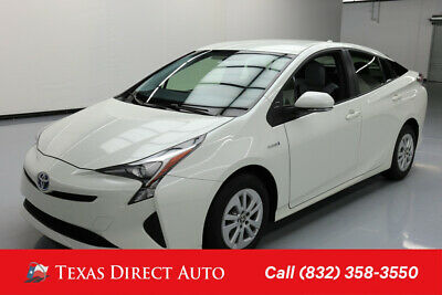 2016 Toyota Prius Two Texas Direct Auto 2016 Two Used 1.8L I4 16V Automatic FWD Hatchback