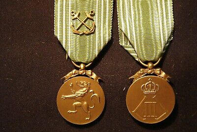 Be Medaille Maritime 1940/1945