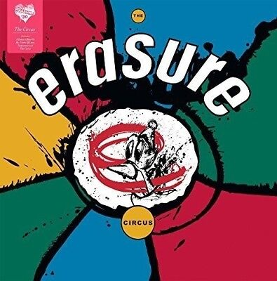 Erasure - The Circus (180G)  Vinyl Lp New