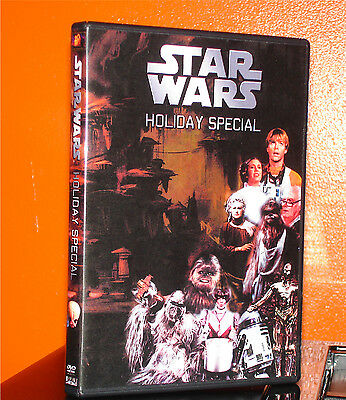 The Star Wars Holiday Special Carrie Fisher Dvd Best Quality!