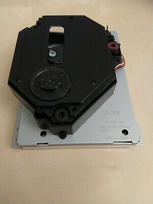 SEGA DREAMCAST GD-ROM-DRIVE, laser, Controllerboard, 100 working condition