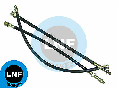 FORD F100 1/2 Ton PICKUP PANEL 2WD BRAKE HOSE FRONT REAR 57 58 59 60 1957-1960
