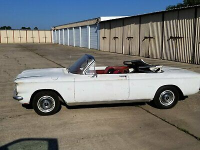 1964 Chevrolet Corvair  ummer fun!!! 1964 Chevrolet Corvair Monza 600 convertible! Clean title!  LOOK!!