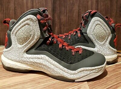 38ce0d918c1c ADIDAS D ROSE Boost 5 Basketball Shoes Size 5 Sneakers Trainers ...