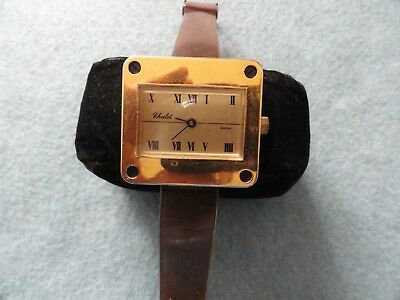 Swiss Made Chalet Mechanical Wind Up Ladies Watch