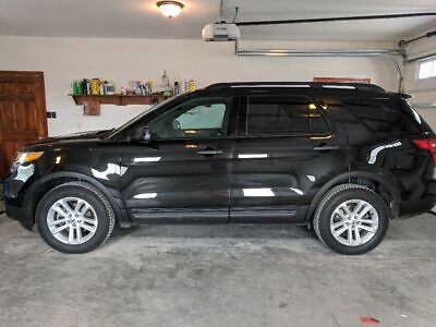 2015 Ford Explorer Base model 2015 Ford explorer