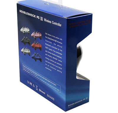 New Arrival Famous Wireless Bluetooth Controller Gamepad Joystick For PS3 Handle