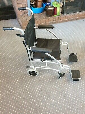 Drive - TC002 Enigma Lightweight Travel Chair with manual and bag