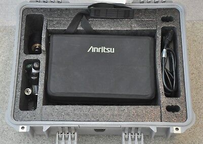 Anritsu Cellmaster Mt8212b Kabel, Antenne & Basisstation Analysator GPS