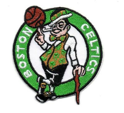 NBA Boston Celtics P160 Embroidered Iron on Patches High Quality Hat Jacket New