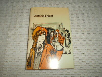 End of Term by Antonia Forest. Hardcover in Dust Jacket. 1977.