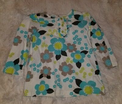 Carters 18 month floral shirt