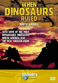 When Dinosaurs Ruled - North America (DVD, 2005) - B99
