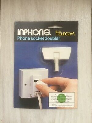 inPhone telephone socket doubler by British Telecom