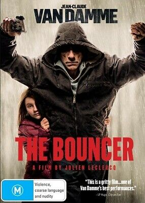 The Bouncer (DVD, 2019) NEW