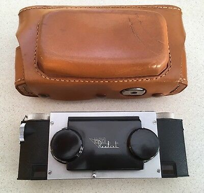 Stereo Realist f3.5 3D Camera With Leather Case