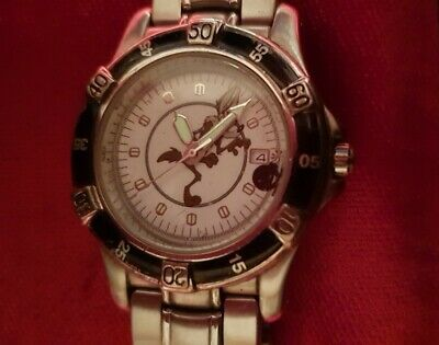 Warner Limited Edition bros Wily Coyote Wristwatch