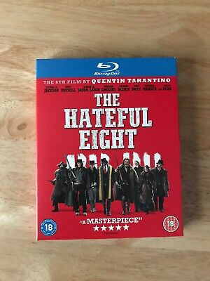 The Hateful Eight: Blu-Ray A film by Quentin Tarantino