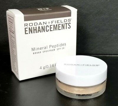 1ee725cf9d5 Rodan and Fields Enhancements Mineral Peptides LIGHT SPF 20 exp 07/20 NIB