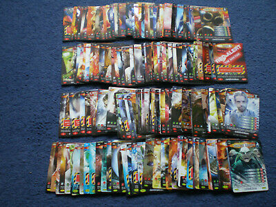 Lot Dr Who Battles In Time Cards 150+