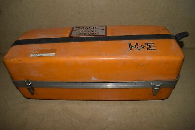 Keuffel Esse K&E Alignment / Telescope Case Hard Case ?