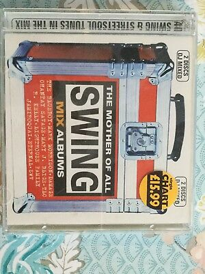 Various - Mother of All Swing Mix - Various CD 85VG The Cheap Fast Free Post The