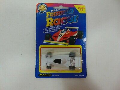 3 INCH F1 Formula One Welly 1/64 Diecast Mint CARDED
