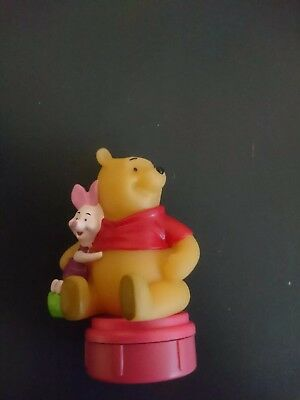 Winnie The Pooh And Piglet Play Stamp