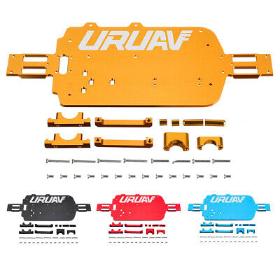 URUAV Upgrade Metal Chassis For WLtoys A949 A959B A969 A979 Ks