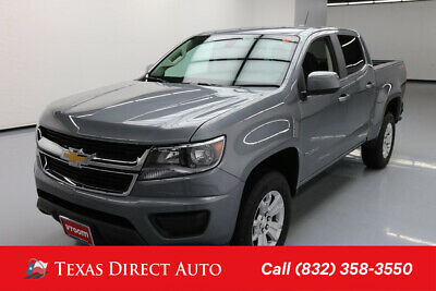 2018 Chevrolet Colorado 4WD LT Texas Direct Auto 2018 4WD LT Used 3.6L V6 24V Automatic 4WD Pickup Truck