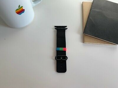 Genuine Apple Watch Close Your Rings Nylon Band (42/44mm)