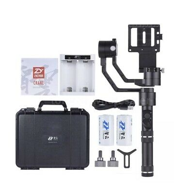 Zhiyun Crane V2 3-Axis Handheld Gimbal Stabilizer for Mirrorless DSLR Cameras