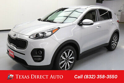 2018 KIA Sportage EX Texas Direct Auto 2018 EX Used 2.4L I4 16V Automatic FWD SUV